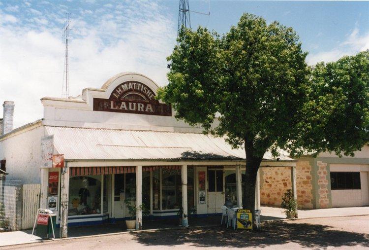 Mattiske's - our local lolly shop