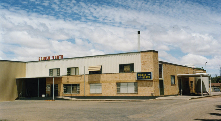 Golden North Ice-cream factory