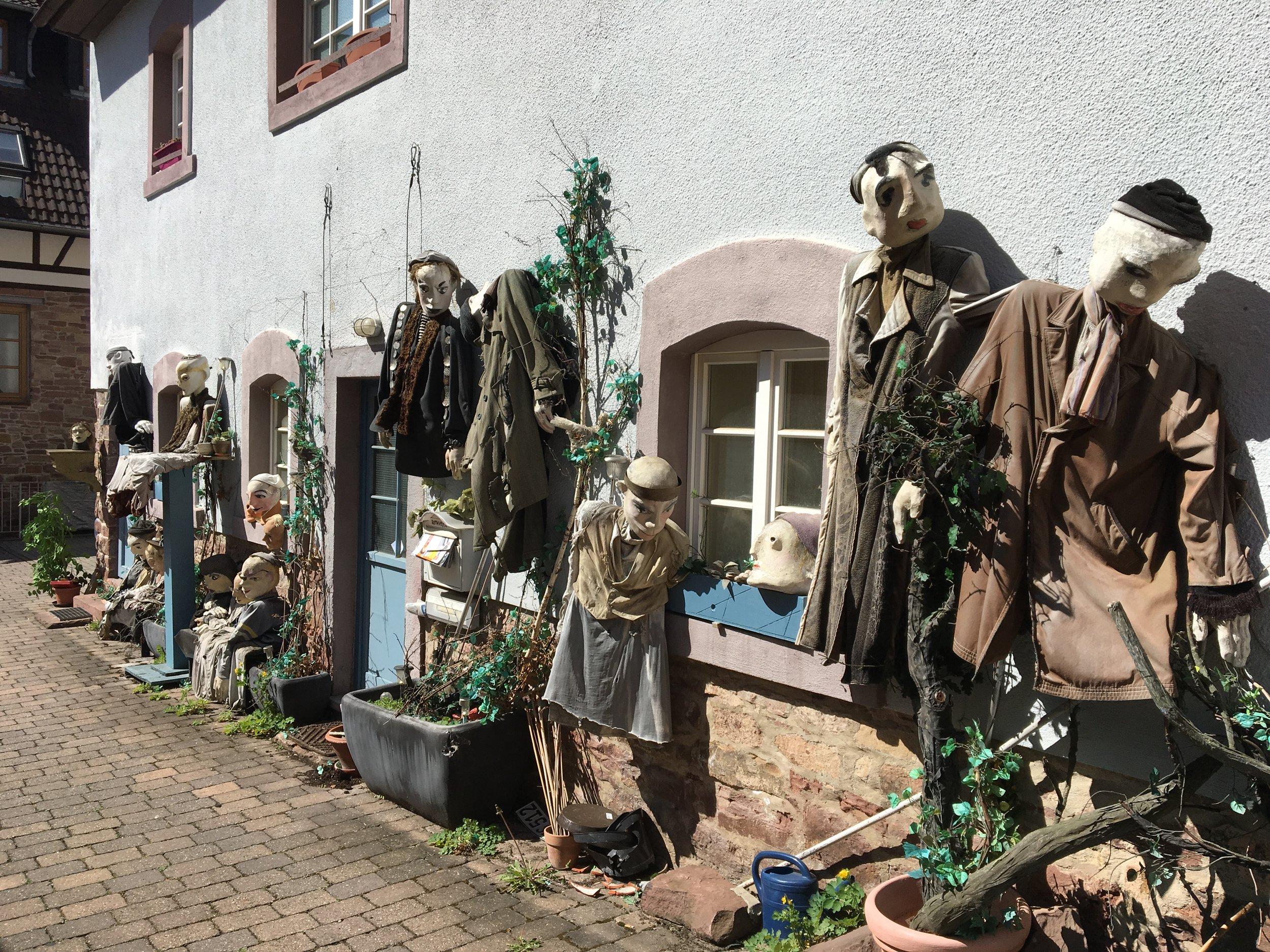 Artist's Studio in Grötzingen