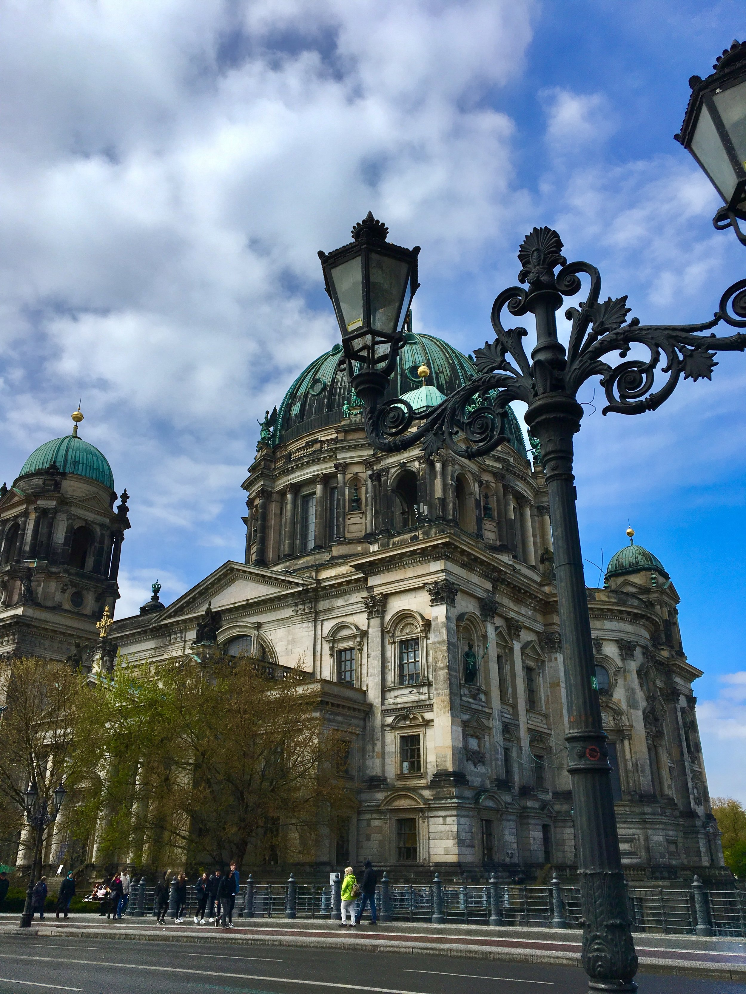 Berlin Cathedral, Museum Island