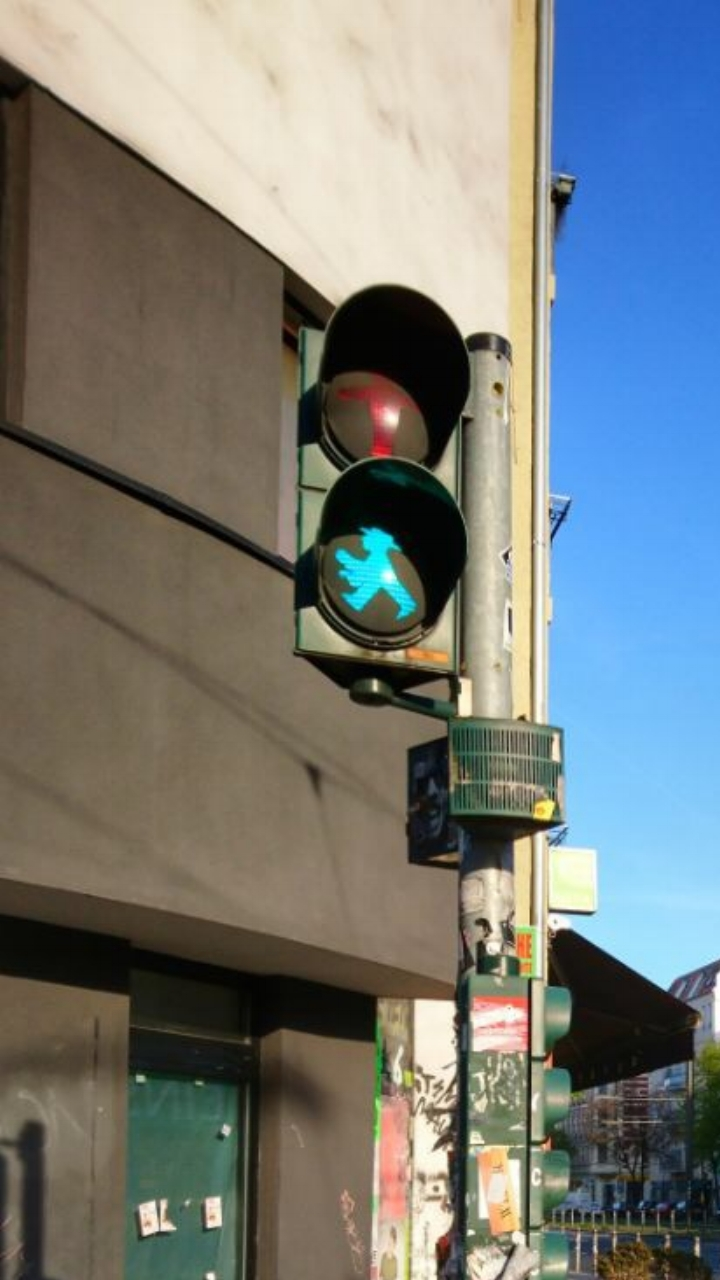 The Iconic Ampelmann