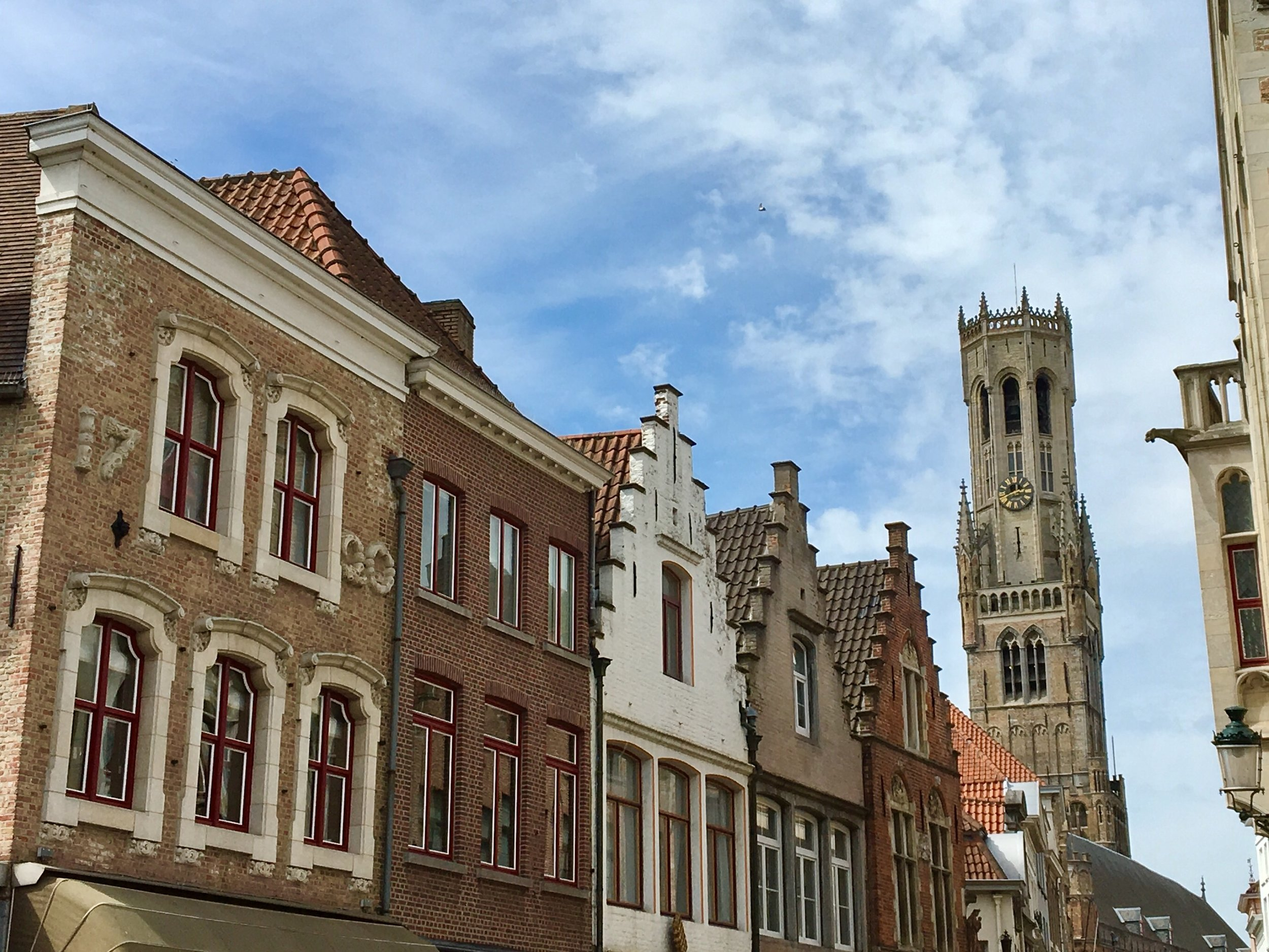UNESCO Heritage Centre of Bruges