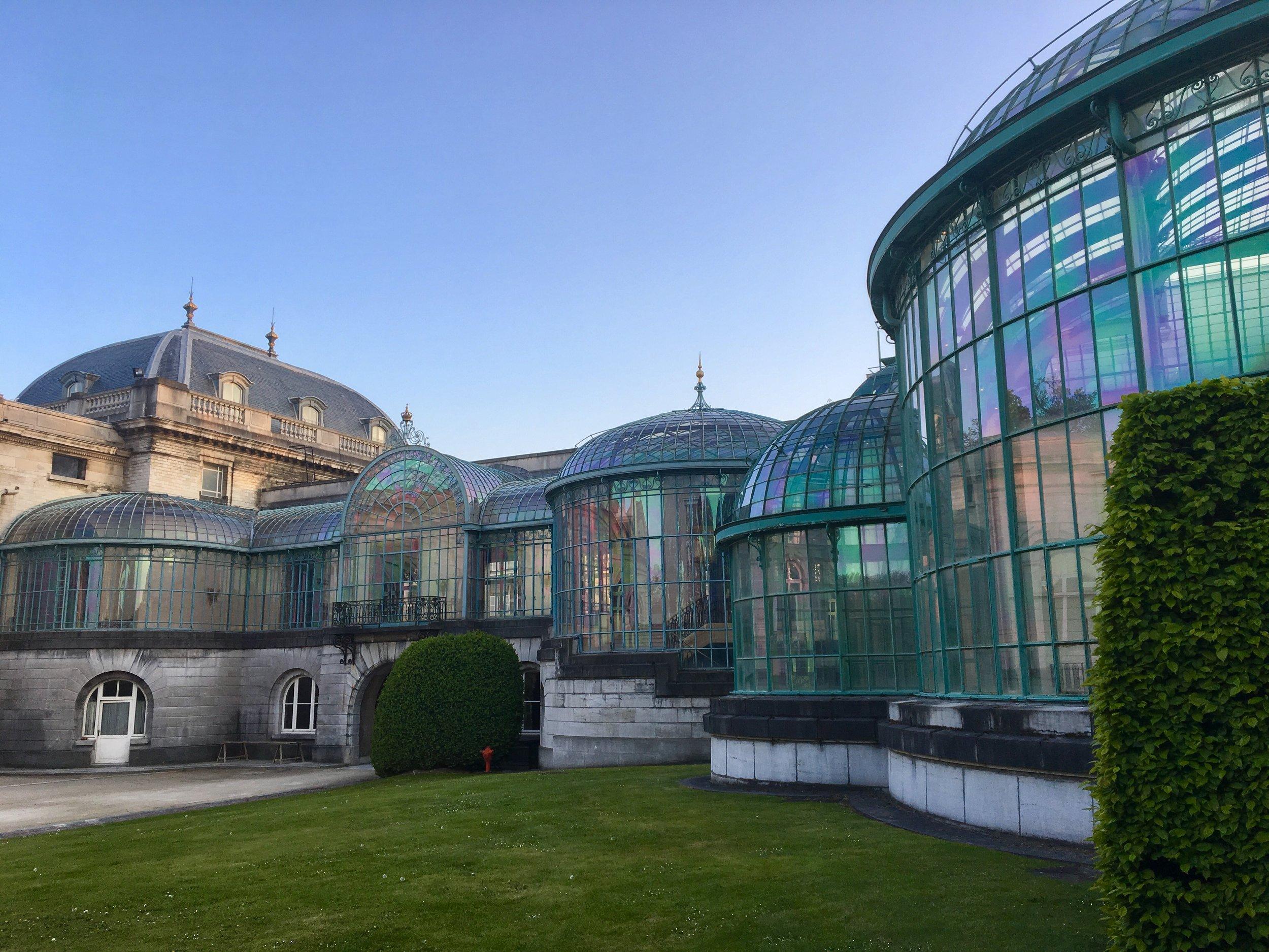 Art Nouveau Greenhouses