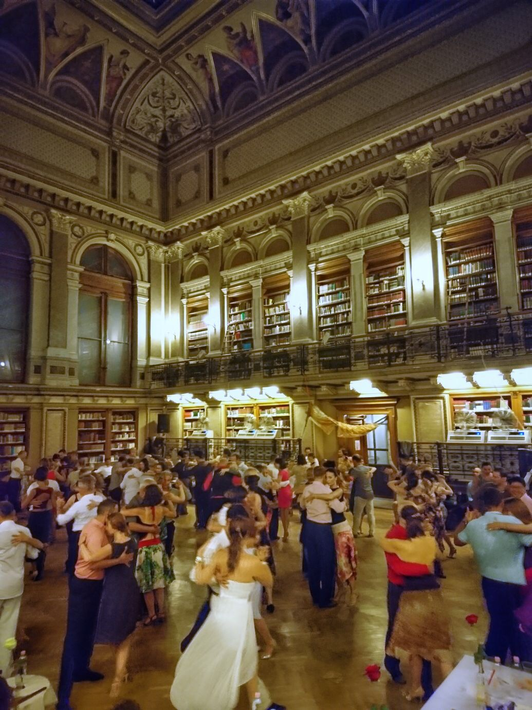 The Grande ELTE University Library