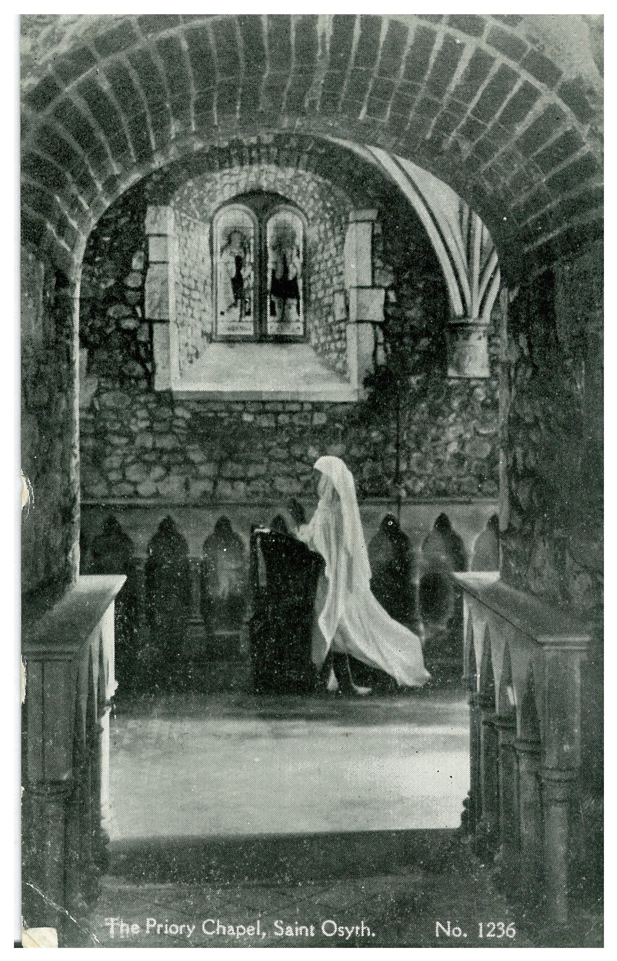 St Osyth - The Chapel 1934.JPG