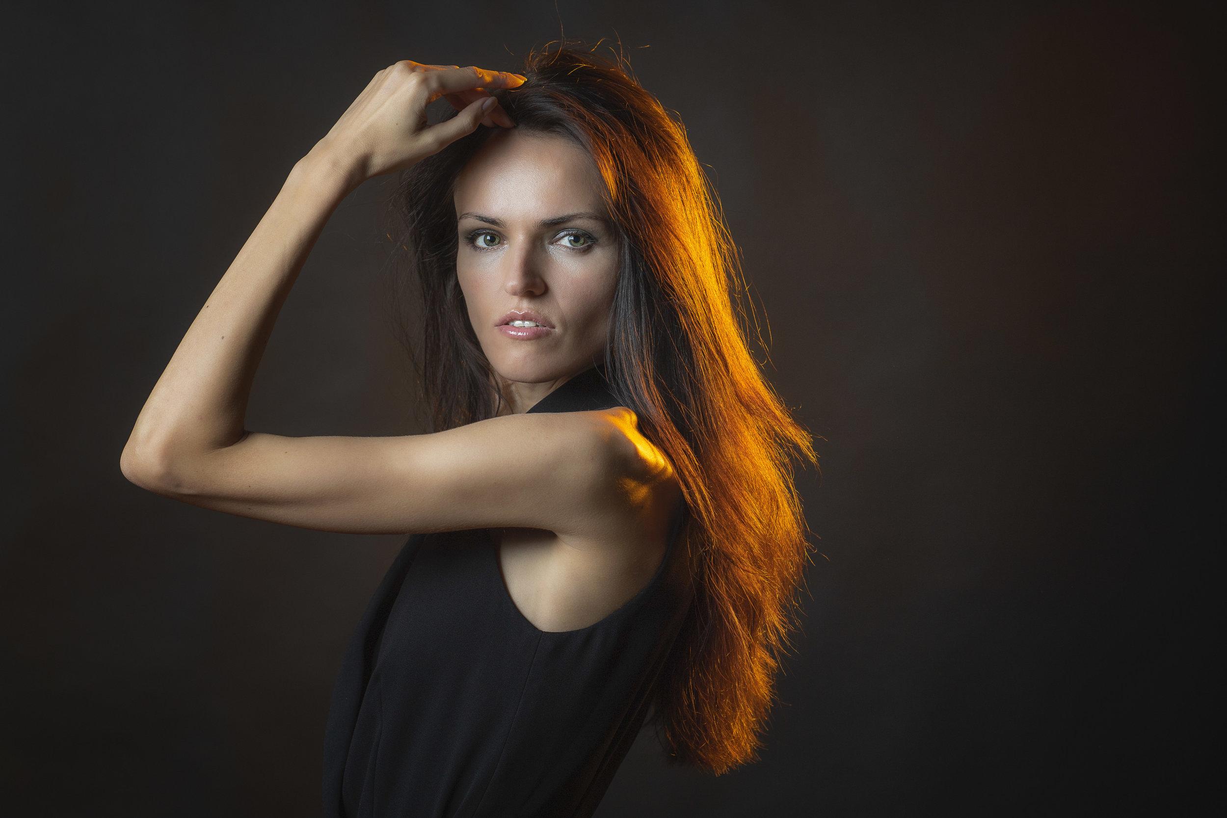 Fotomodell: Olga Ritter
