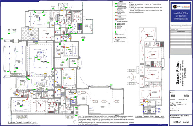 Lighting Control Design