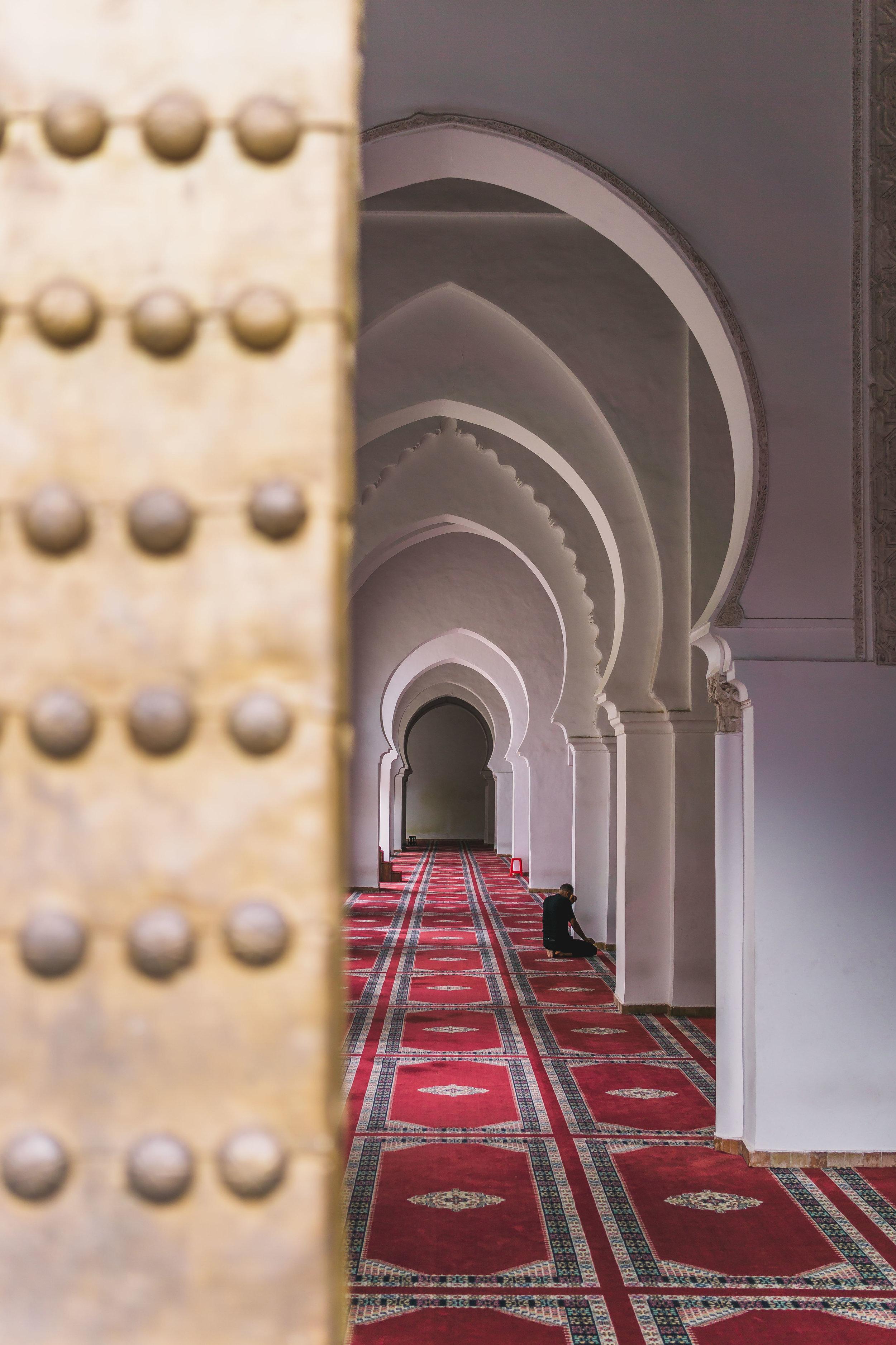 Moulay El yazid Mosque I, Marrakech