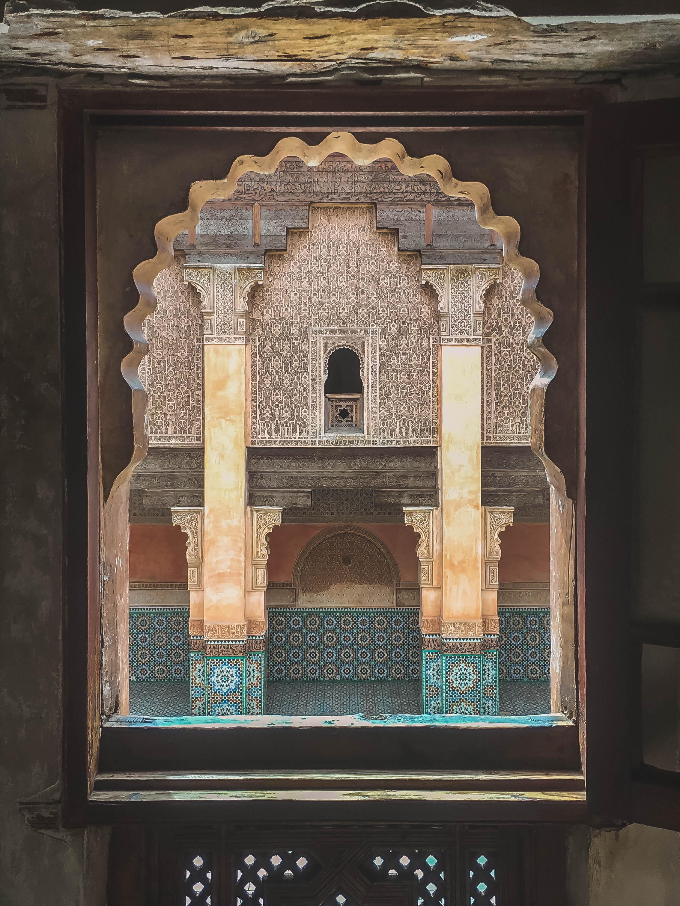 Madrasa Ben Youssef I, Marrakech