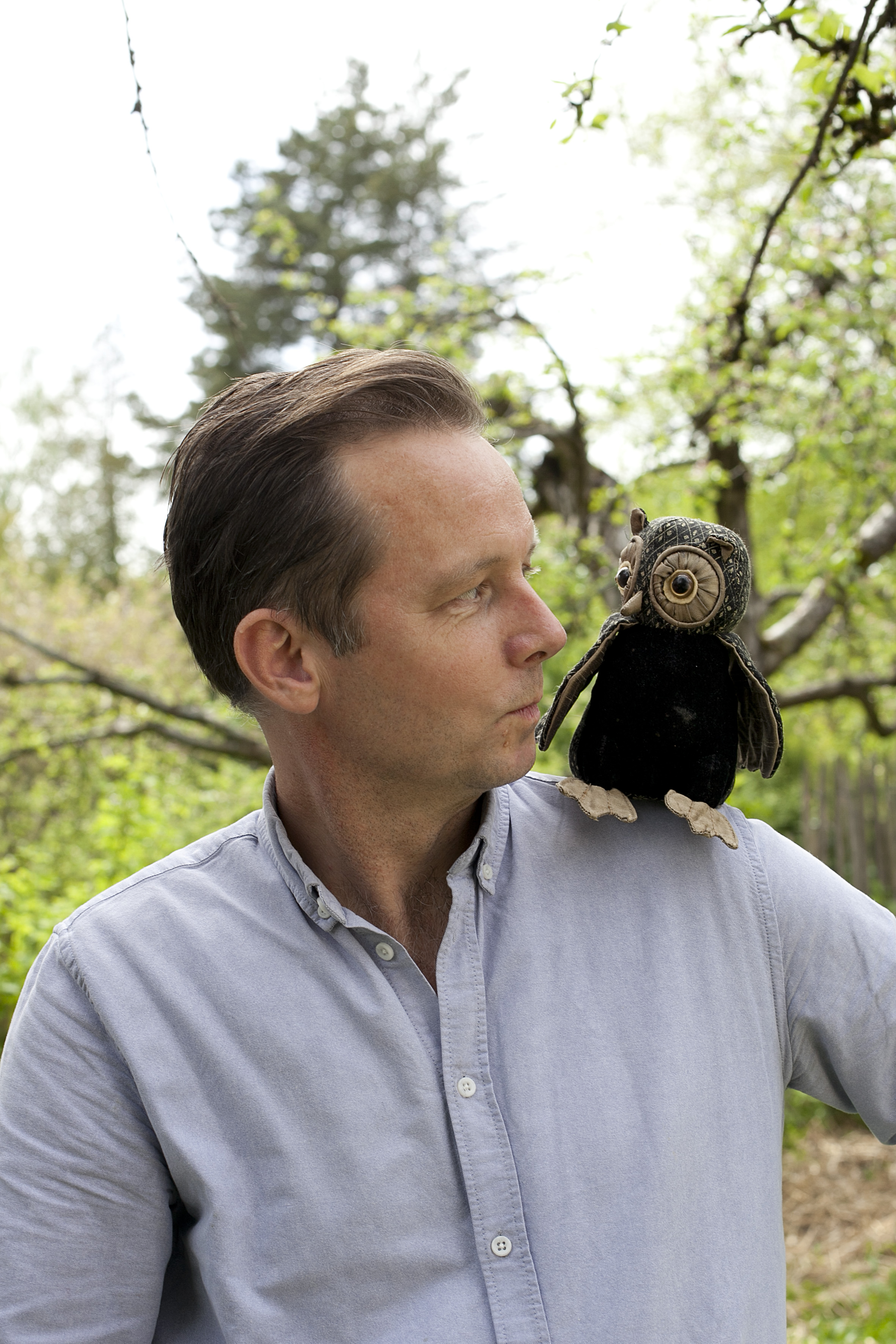 Andreas Viestad - Faglig ansvarlig og grunnleggerpost@geitmyra.no