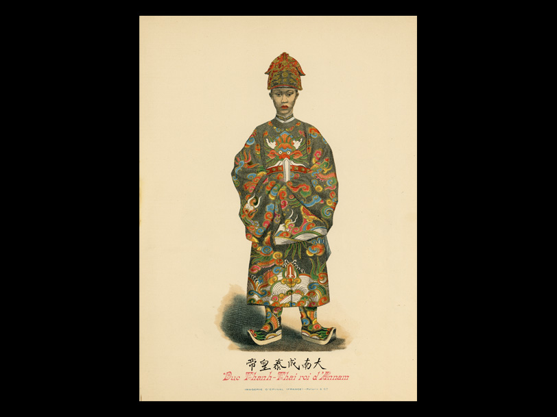 Image d'Épinal® DUC THANH THAï – edited in 1902