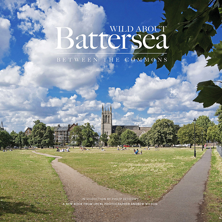 Wild About Battersea - Wild London - Andrew Wilson
