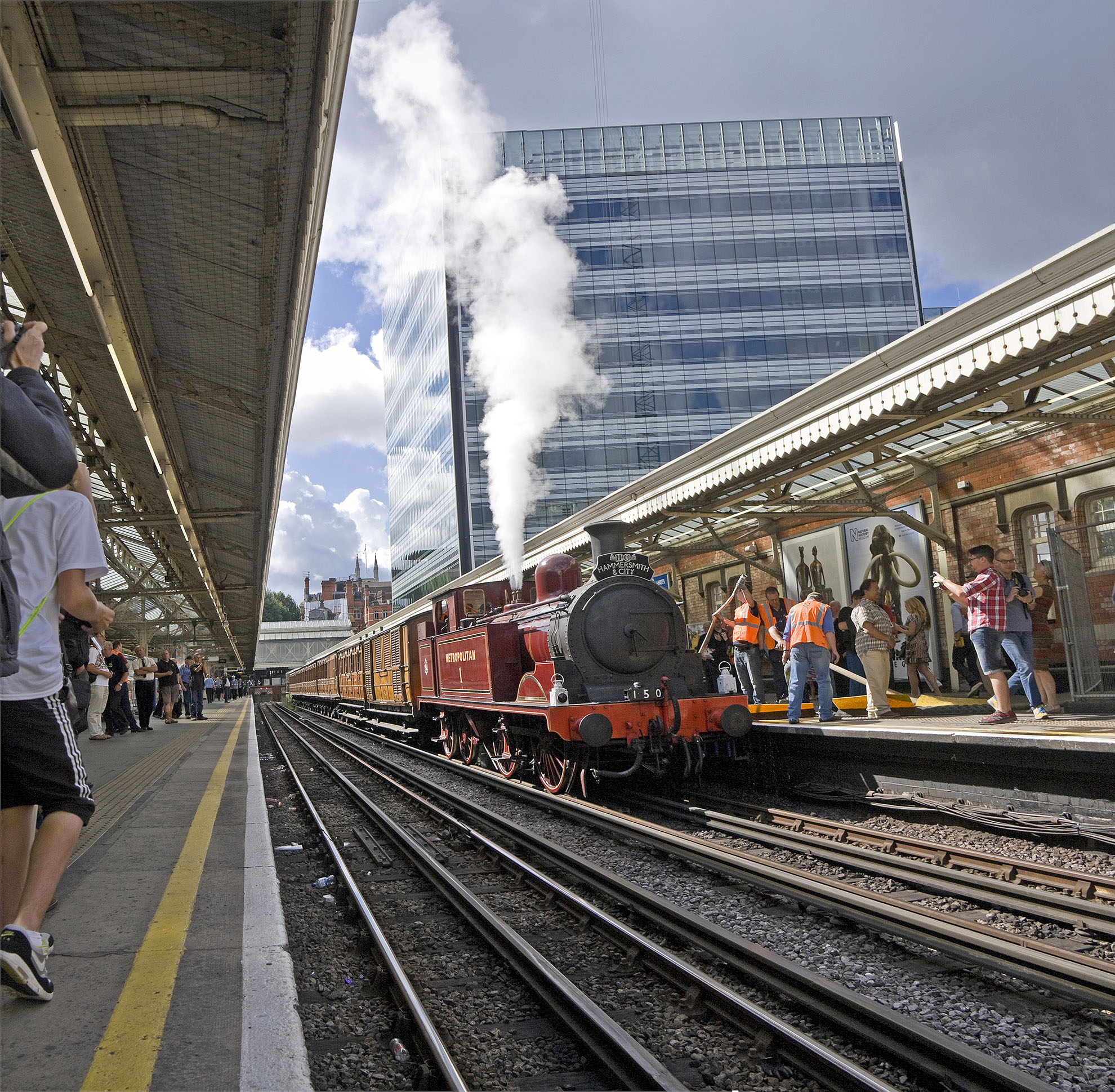 Hammersmith and City Tube Line returns to steam for one special day WR.jpg
