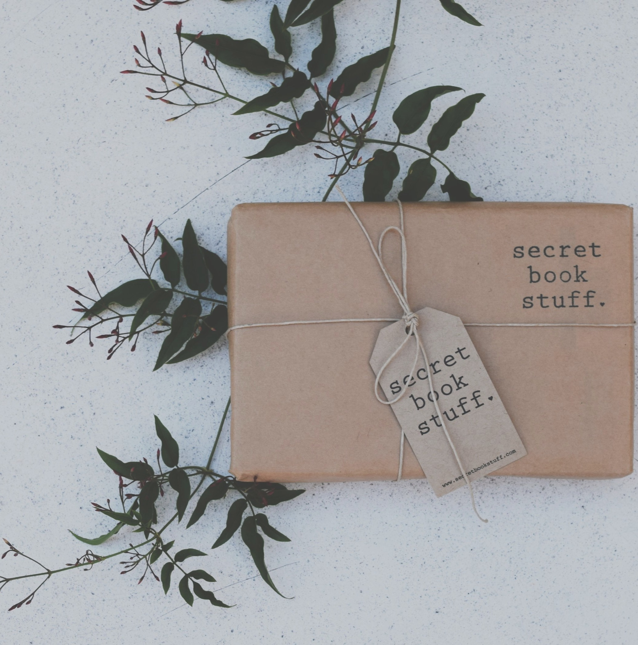 Secret Book Stuff - Bringing new life to old booksto keep kindness flowing…