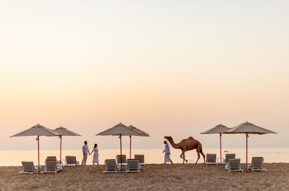 Mott Visuals team travels to the Middle East to photograph InterContinental Fujairah Resort, UAE. To see more of our work please visit www.mottvisuals.com