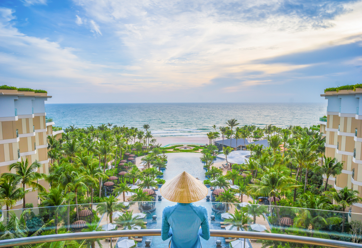 Hotels and Resorts photography by Mott Visuals . Work for InterContinental Phu Quoc Long Beach, Phu Quoc island in Vietnam.