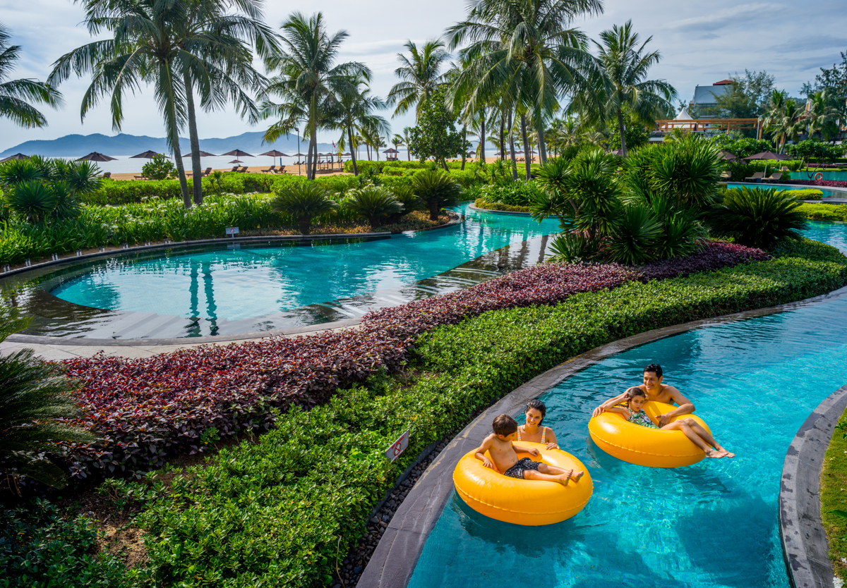 Hotels and Resorts Photography and Video by Mott Visuals for Banyan Tree - Angsana - Laguna Lang Co | Lang Co, Vietnam
