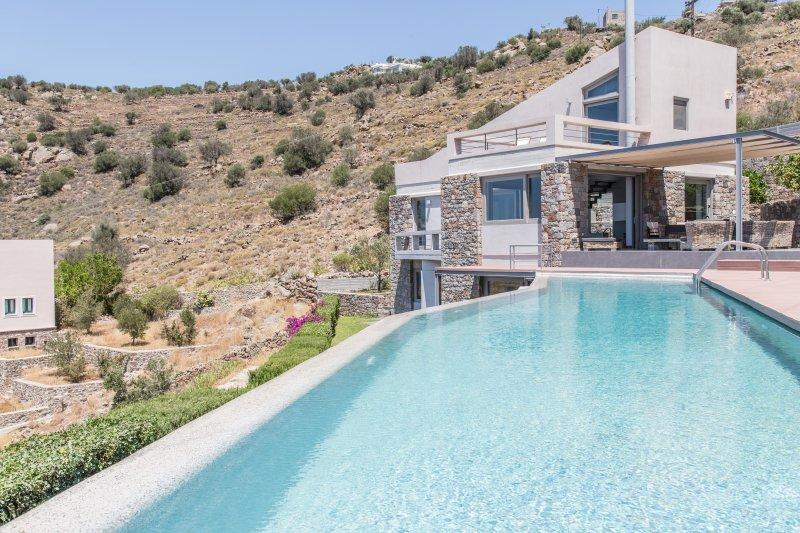Villa Luna Aegina Greece