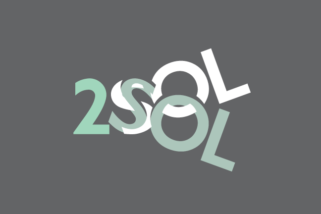 2SOL Sticker  2 Seconds Or Less