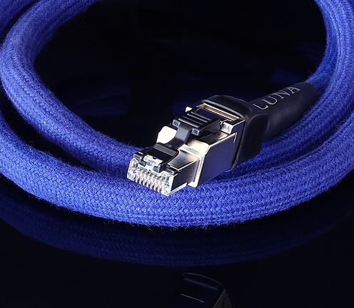 Luna Mauve Ethernet Cable