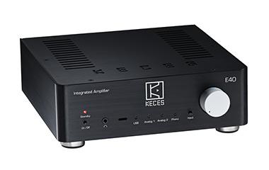 E40 - Integrated Amplifier