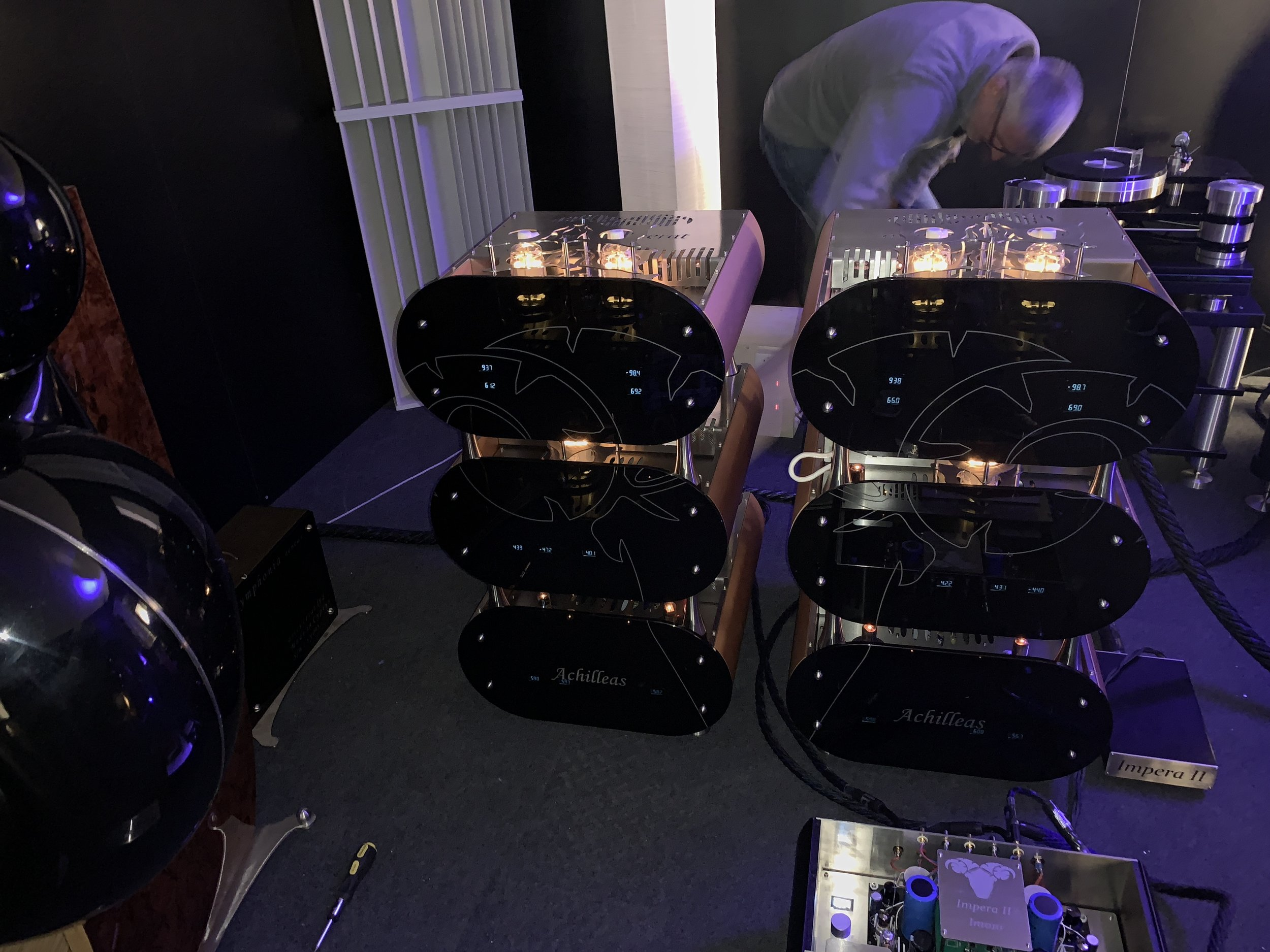 Aries Cerat - Achilleas Power Amplifier - Legend Series