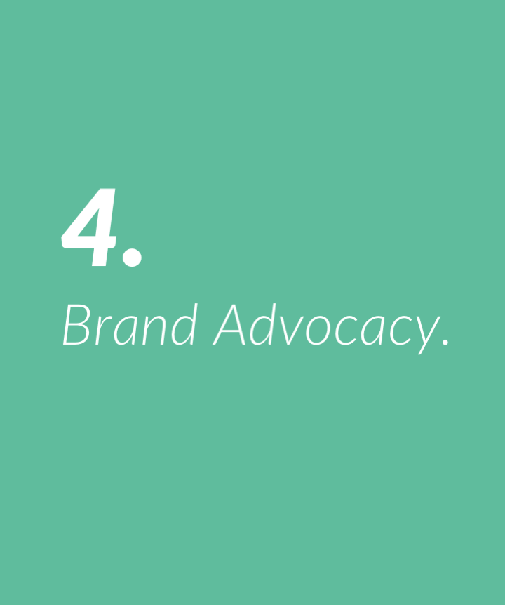 Brand Advocacy Resources. - Find the Google Drive folder here.