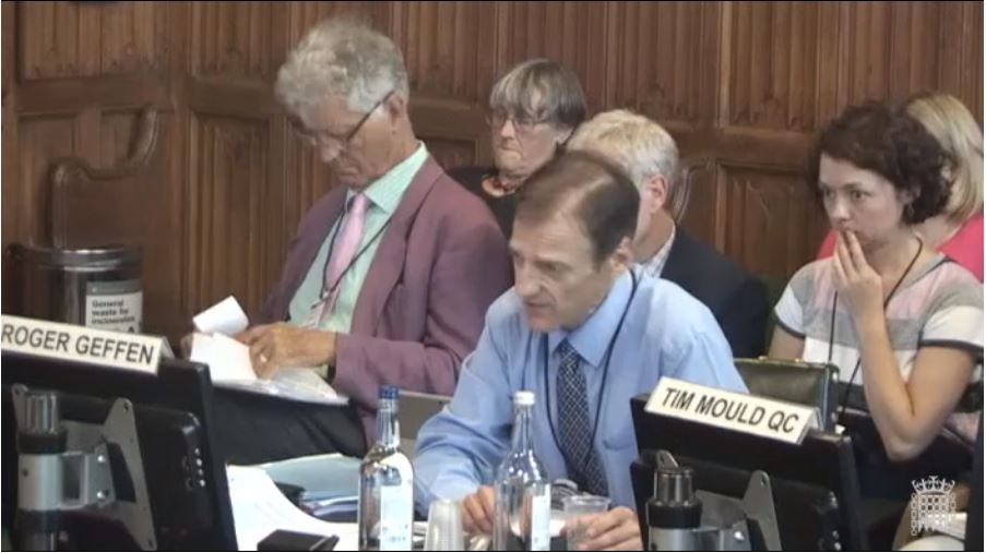 HS2 Select committee lorry safety q still.JPG