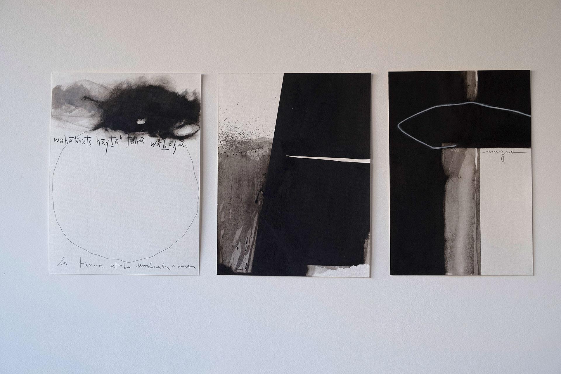 Mostra Vinicius Barajas - OMA Galeria ocupa Galeria Plexi