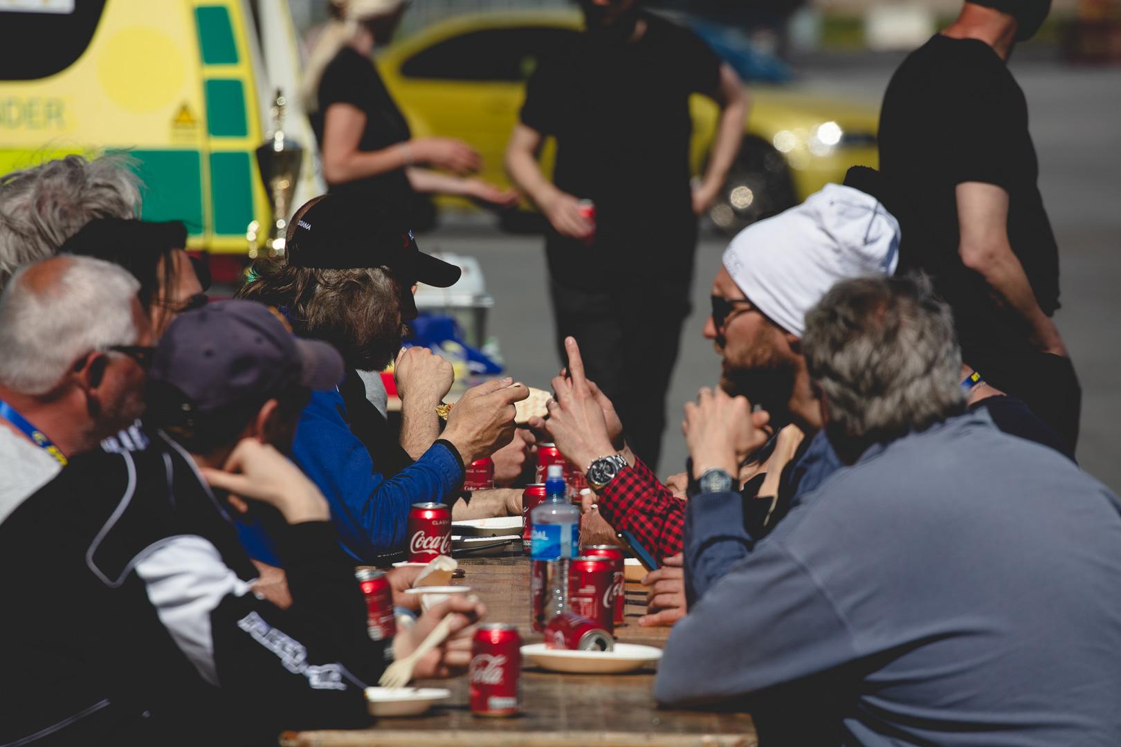 Förare med trailer - 7 500 kr - Anmäl ev. co-driver separatBoende 27-29 septemberRacedag 28 september