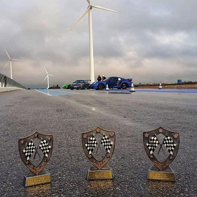 Tack alla för en grym dag där vi trotsade vädret...vi ses på banketten! #stacc #driversclub
