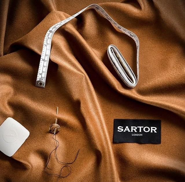 SARTOR LONDON CLOTH
