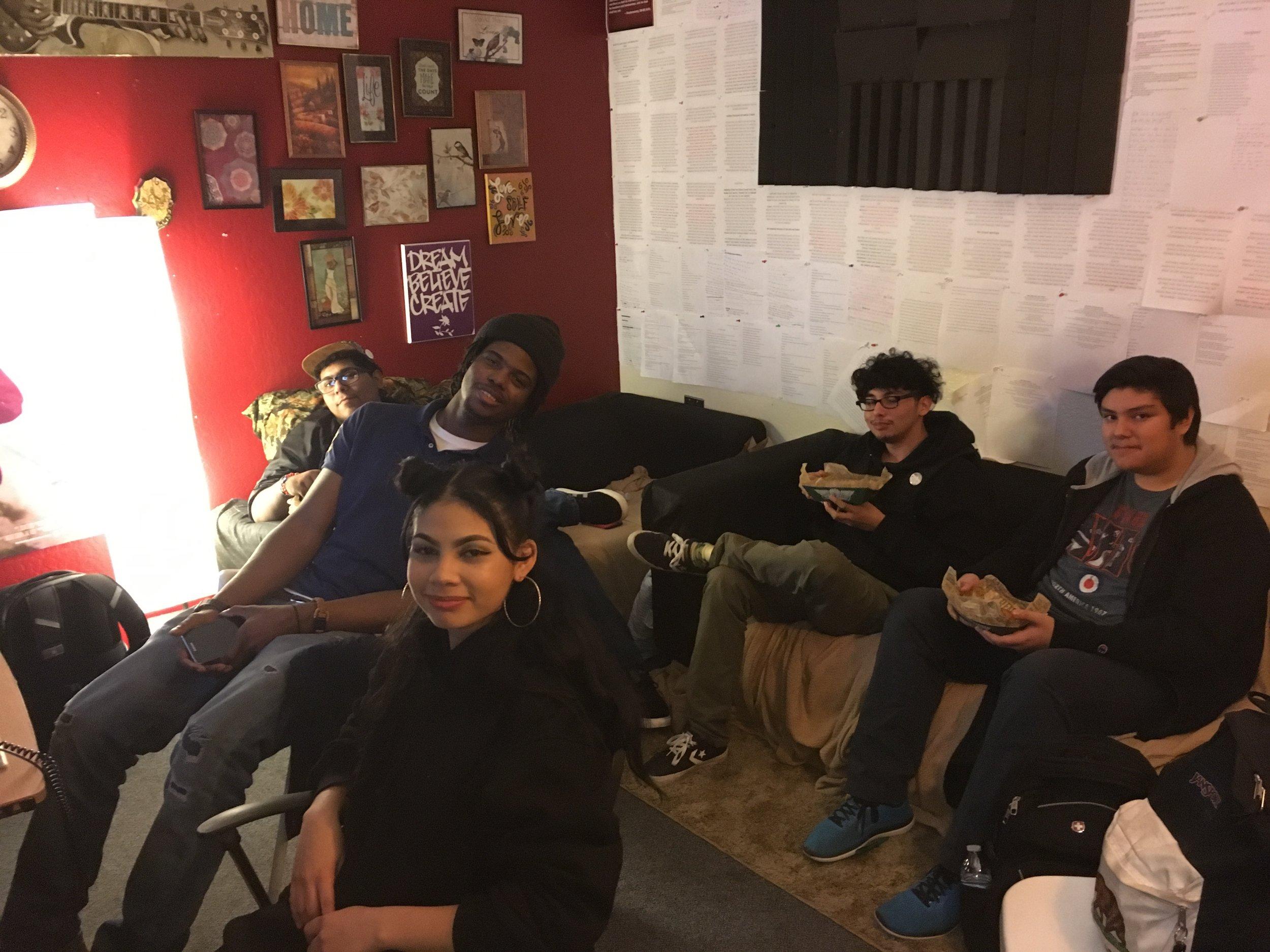 Recording Studio x Artist Development