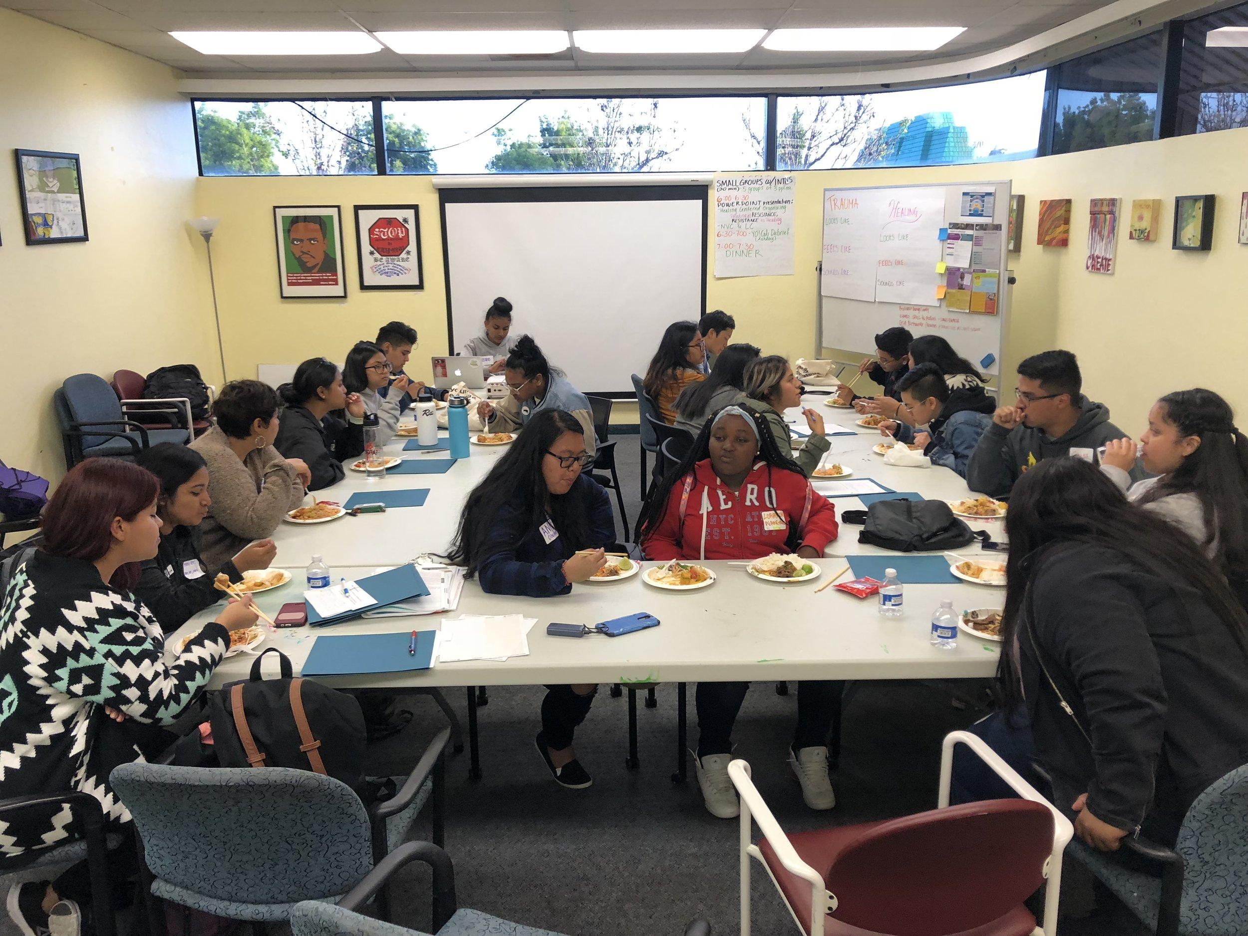 YO! California Peer Exchange at RYSE