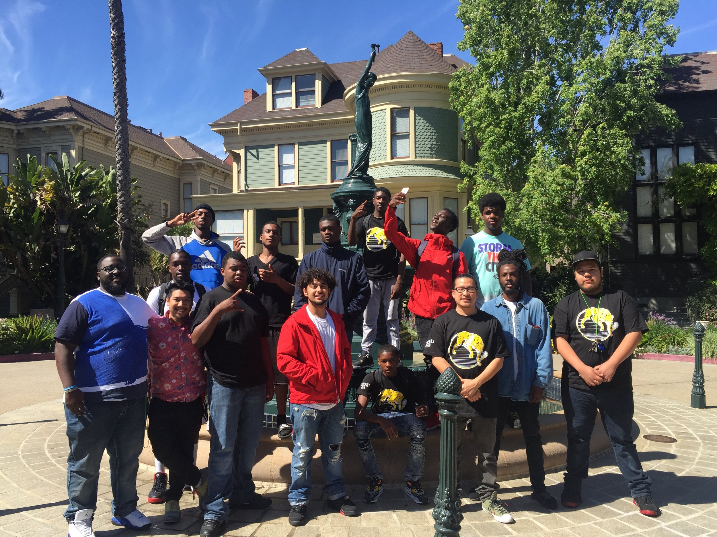 Young Men's Leadership Retreat: Healing as Resistance