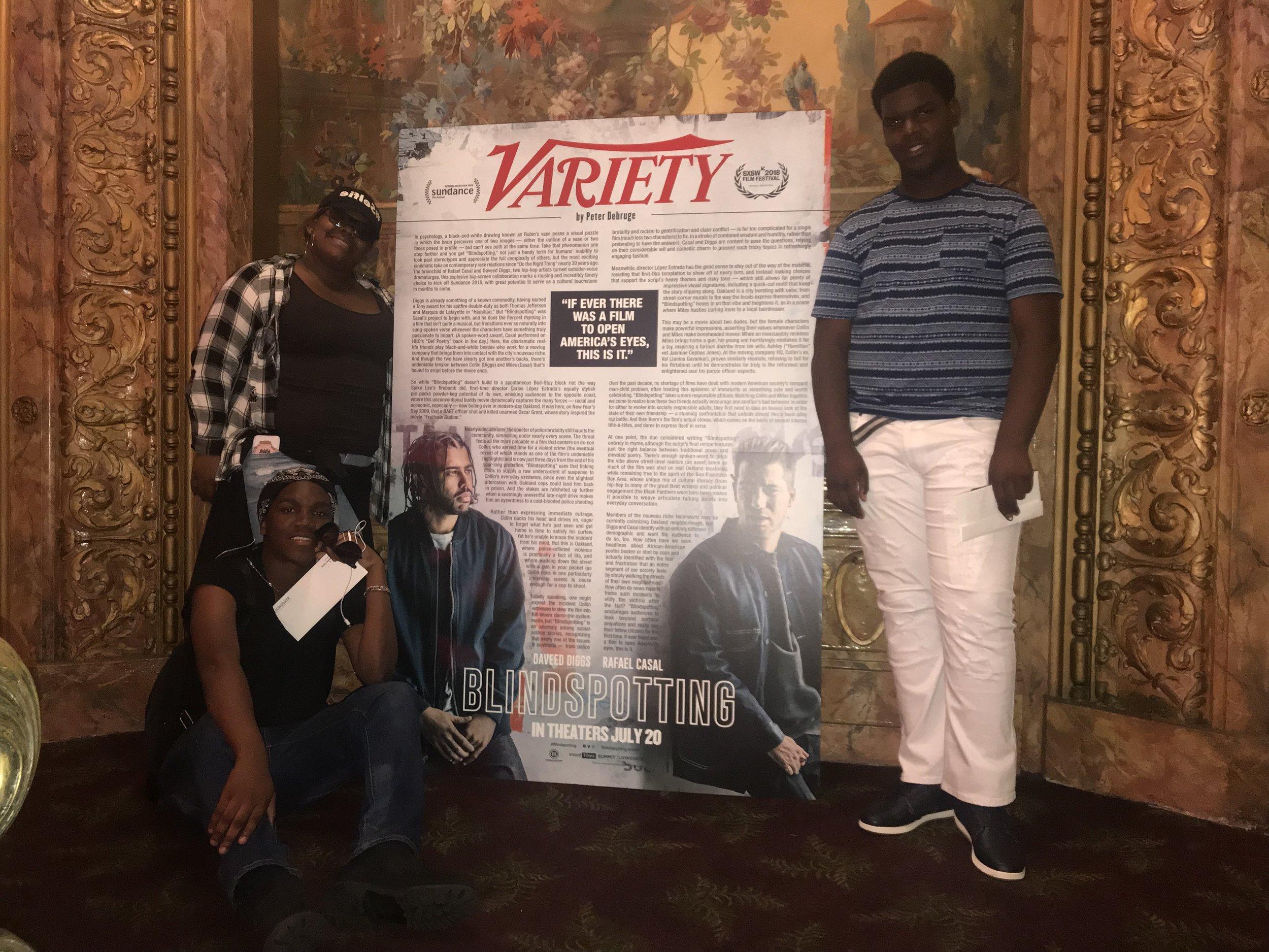 """Blindspotting"" Premiere at Grand Lake Theater"
