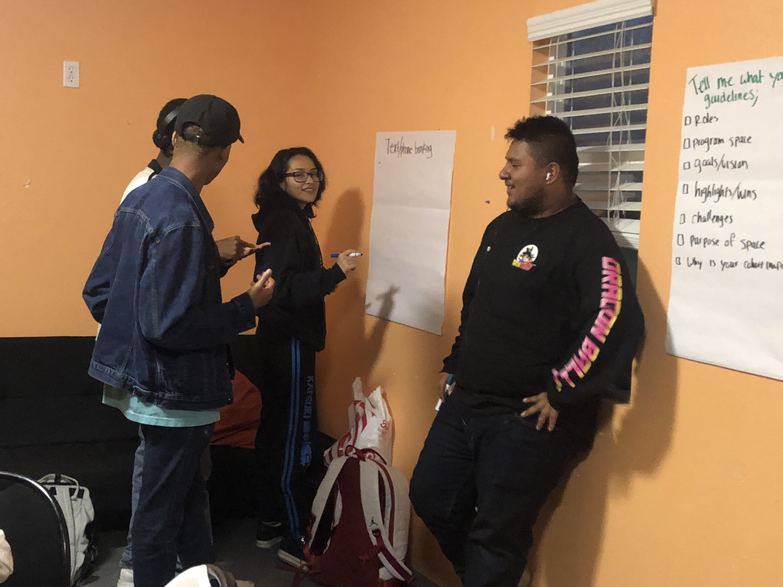 Youth Organizing Cohorts: A RYSing Leaders Gathering