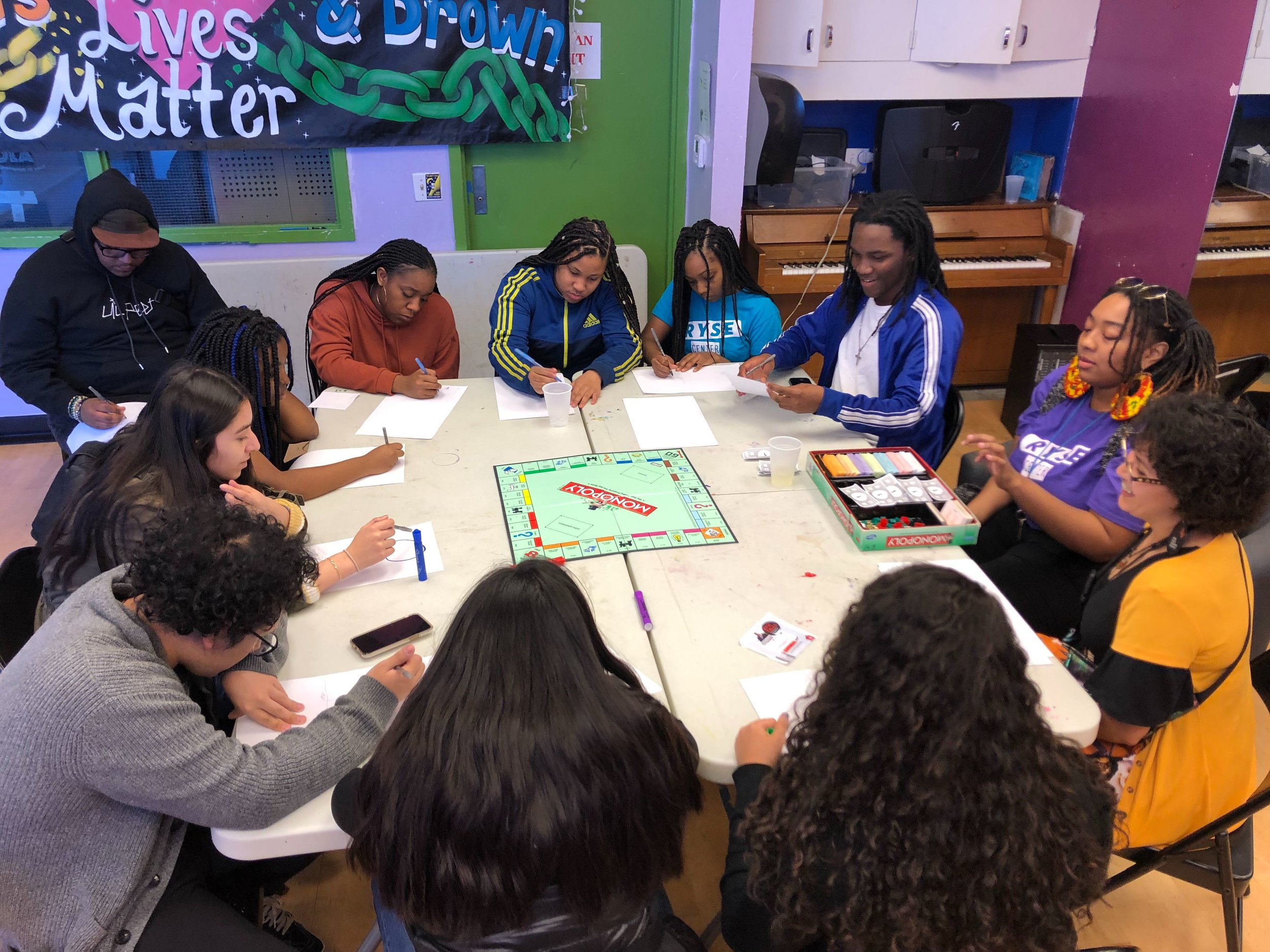 Spring 2019 Youth Leadership Institute