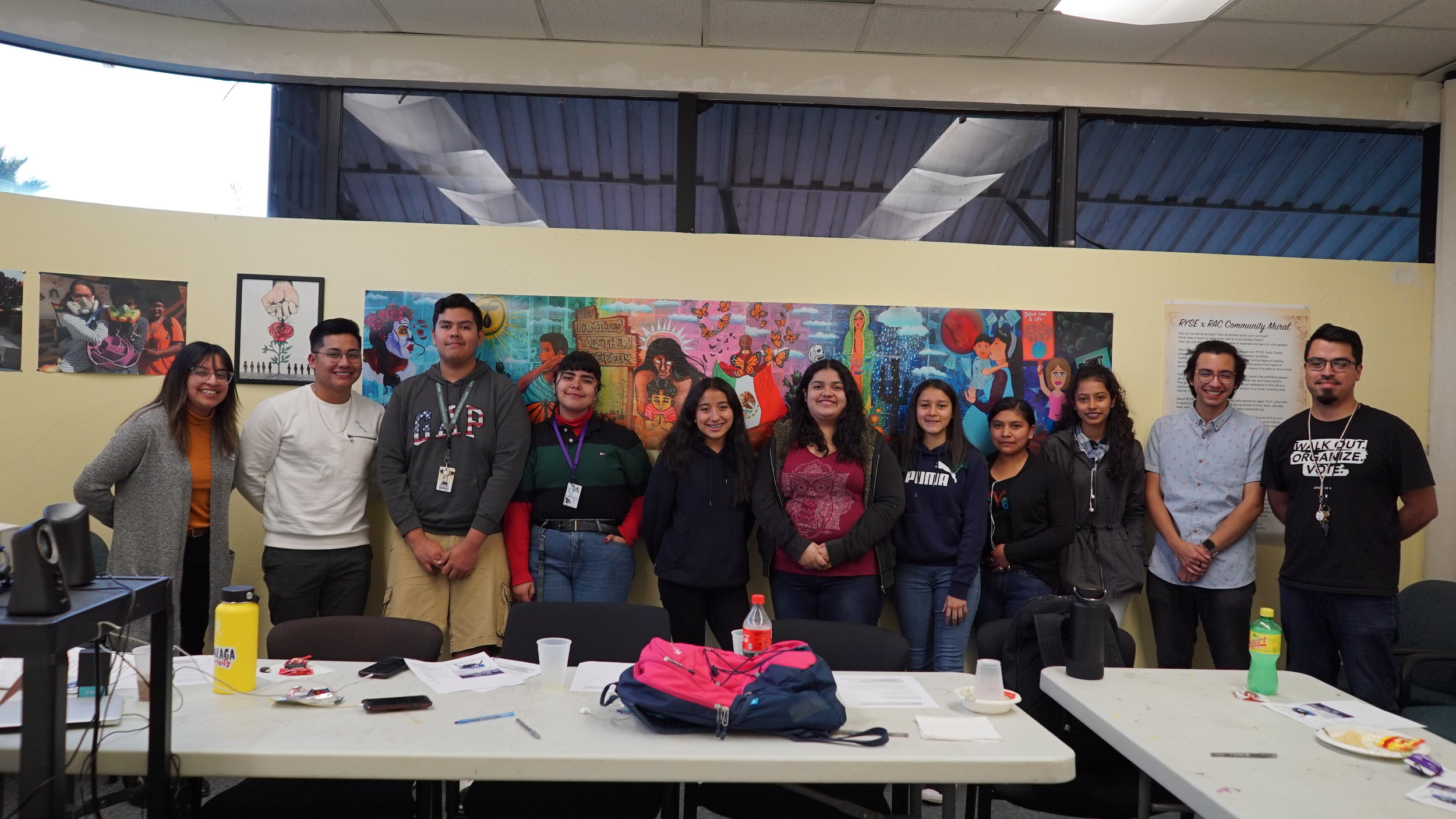 RYSE Talks with California Immigrant Youth Justice Alliance