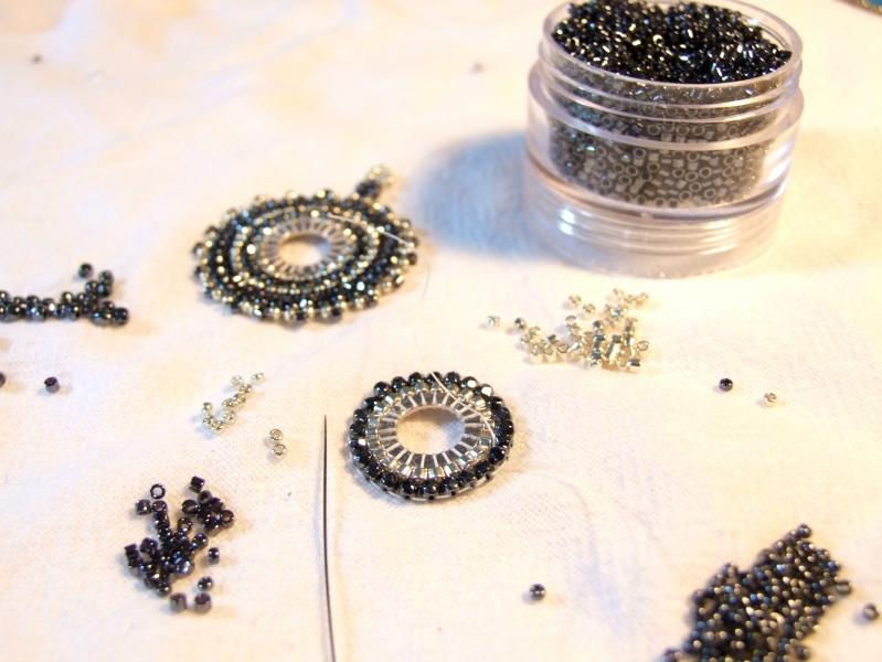 grey-czech-glass-beaded-hoop-earrings-iris-elm-jewelry.jpg
