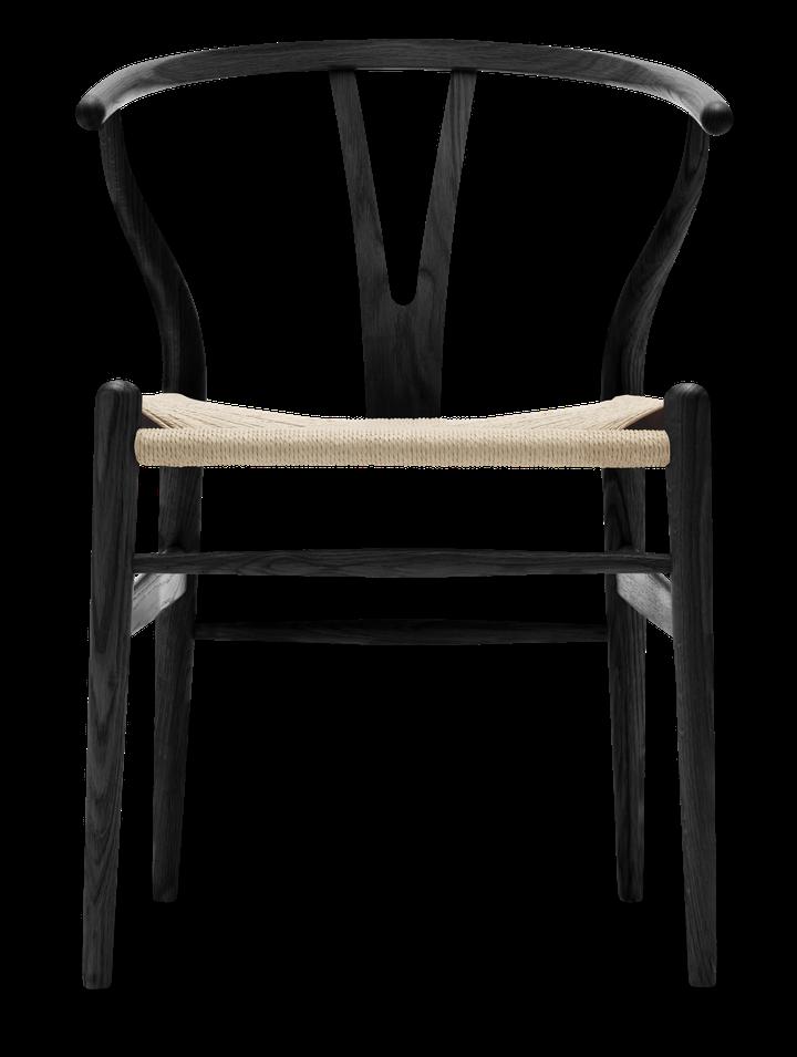 CH24 Wingbone Chair by Hans Wegner