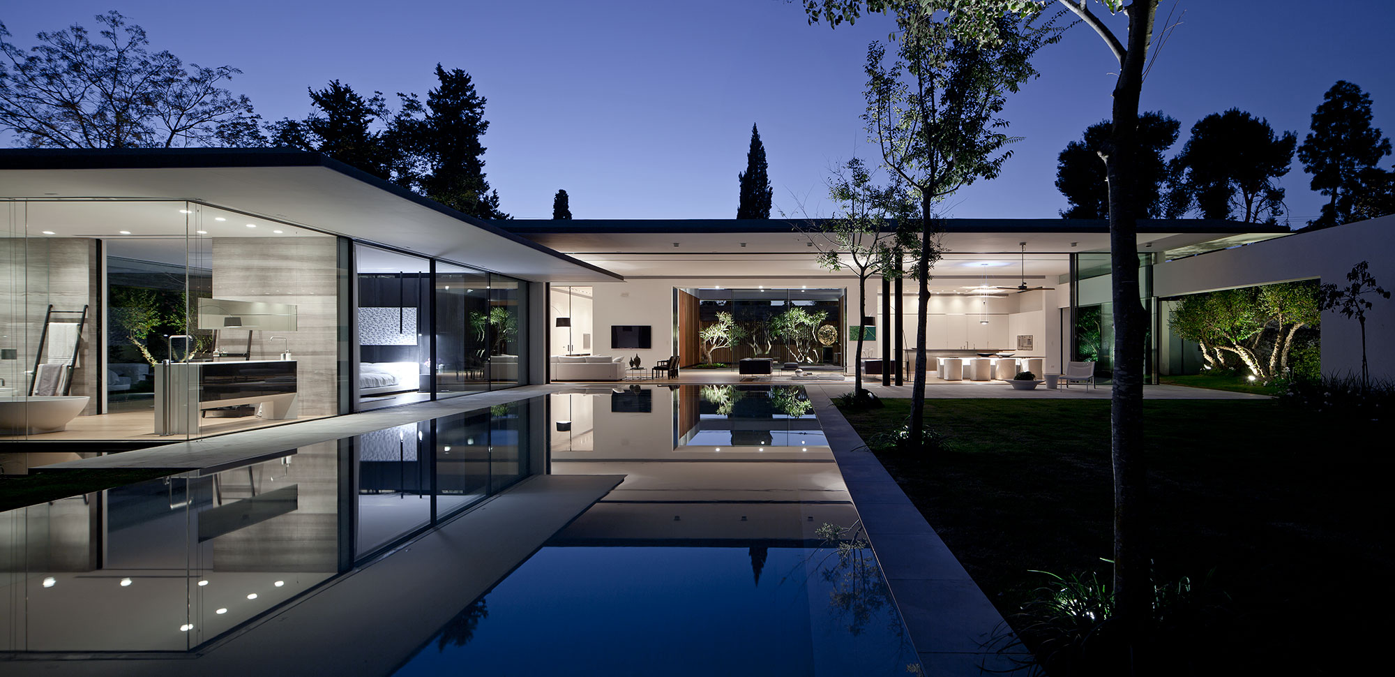 Design: Pitsou Kedem Architects, Tel Aviv (Israel)