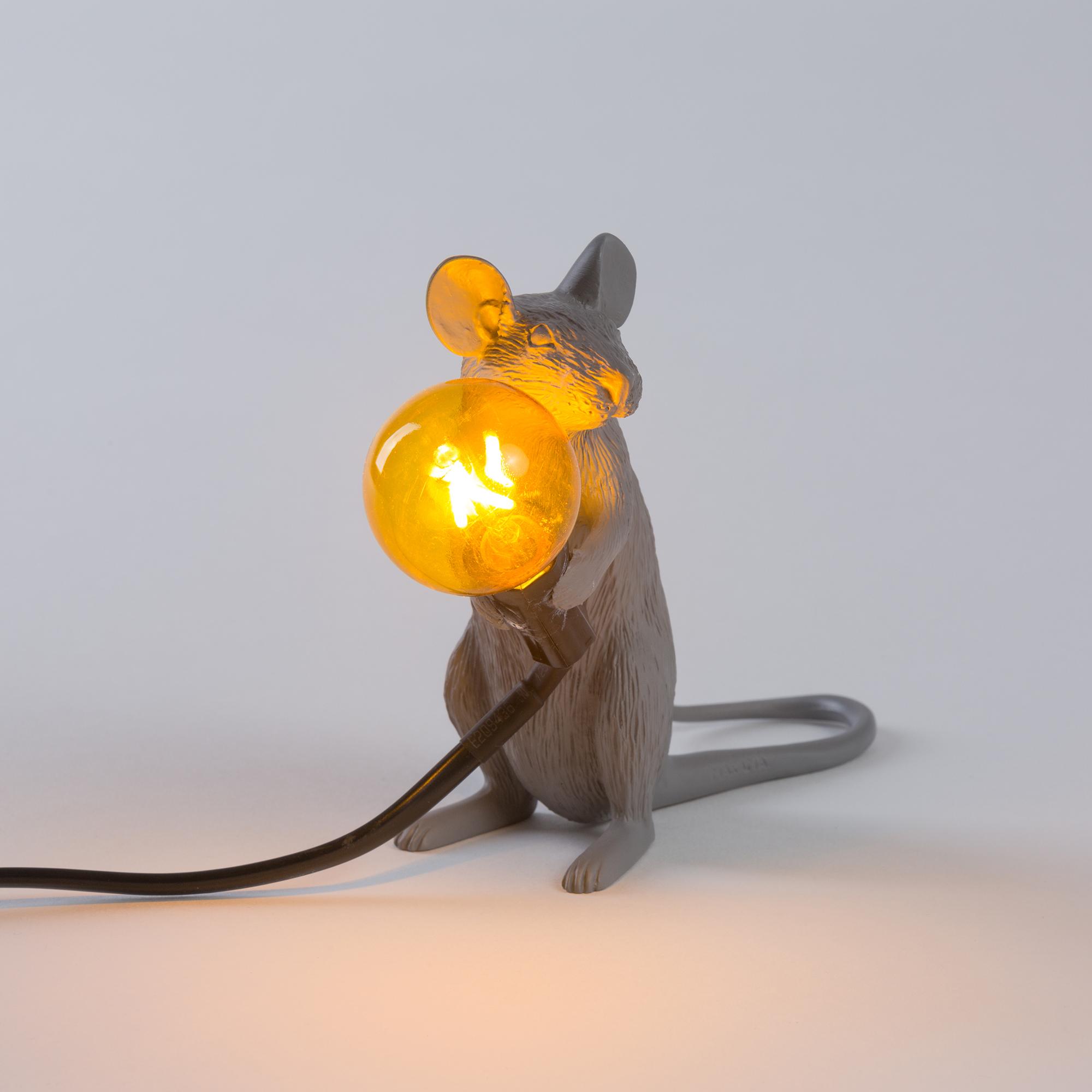 Seletti's Mouse Lamp
