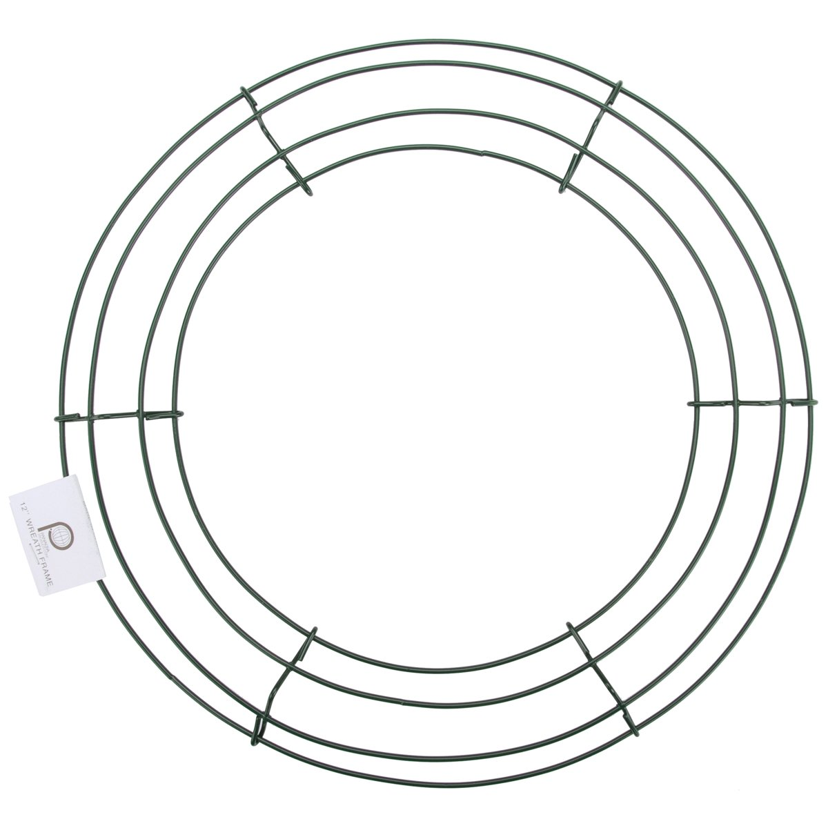 Round Wire Wreath