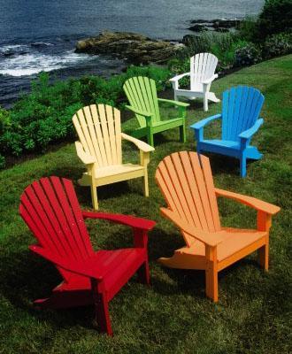 Adirondack Chairs by Walpole (US)