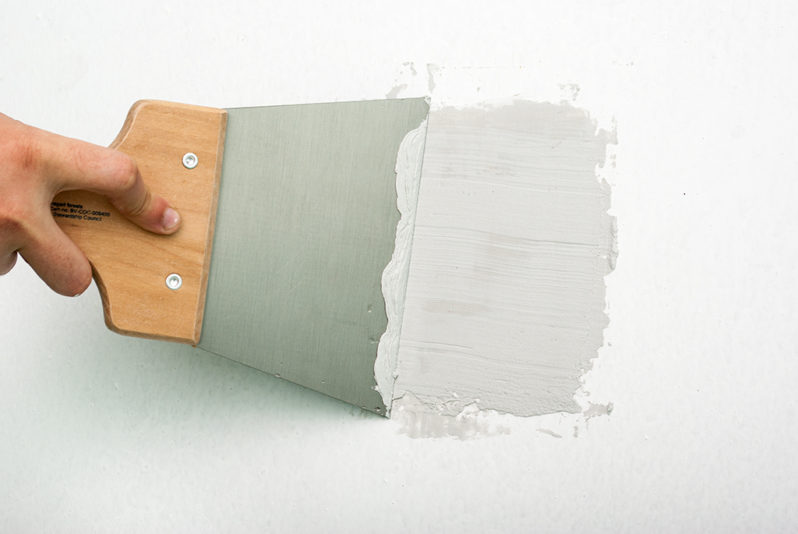 DRYWALL SERVICES - Dealing with damaged or unfinished drywall? Let us handle it for you! We'll restore your walls to a smooth, finished, and paint-ready surface.