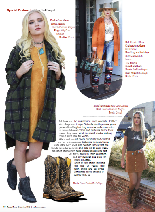 Rodeo News magazine continued