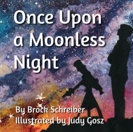 """""""Once Upon a Moonless Night"""" is coming to bookshelves near you this October 2019! Inspired by a memorable night. Click HERE to learn more. -"""