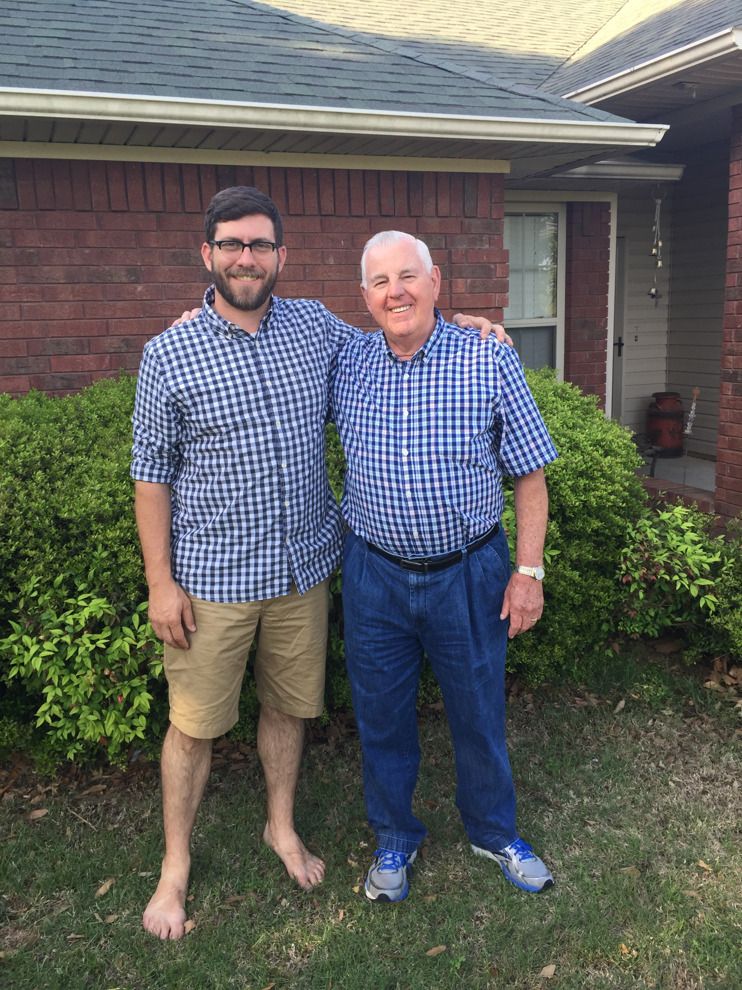 Me and Gramps