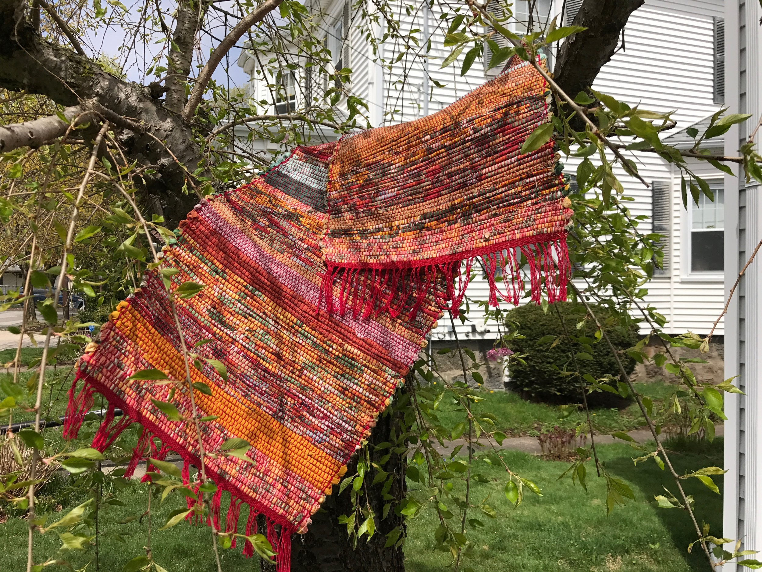 Rigid Heddle Loom Weaving -